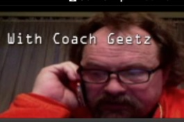 Raymond Biddle, Writer of Sex 101 With Coach Geetz