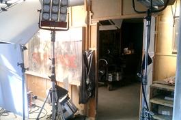 The set.