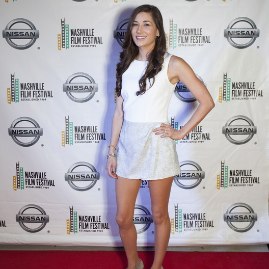 2015 Nashville Film Festival red carpet