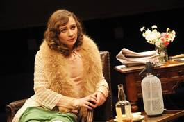 Faye in The Man Who Pays The Piper, Orange Tree Theatre