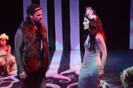 MSND Titania and Oberon
