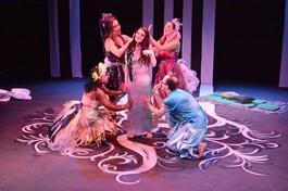 MSND Titania and Fairies