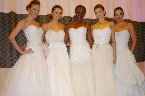 Unveiled Bridal Trunk Show - 2011