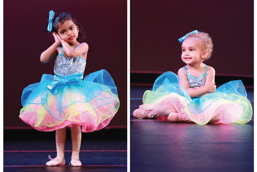 Dance Recital.