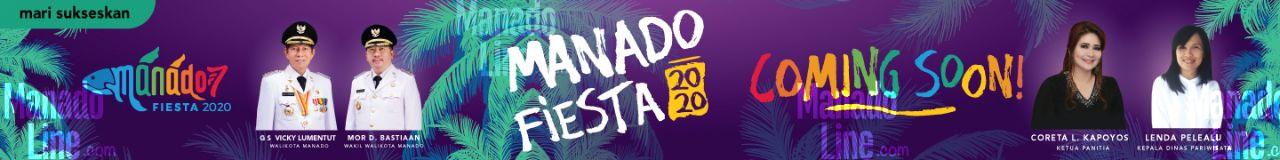 Sukseskan Manado Fiesta 2020