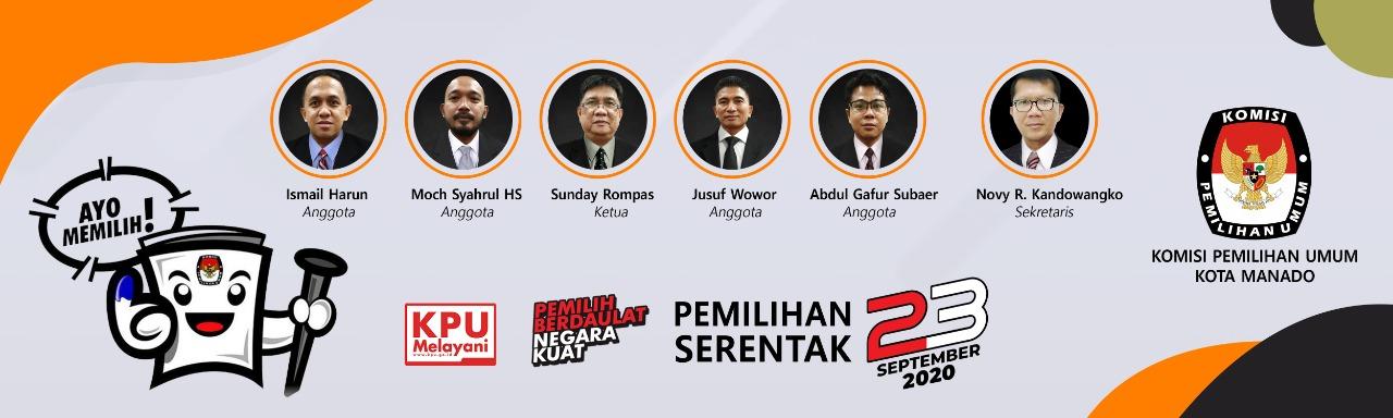 Sukseskan Pemilu Serentak 2020 - KPU Manado