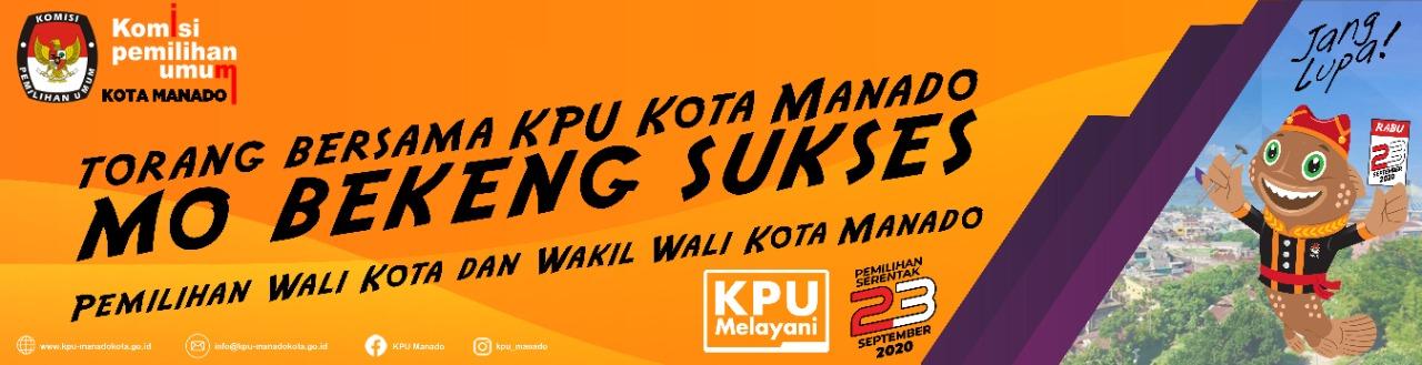 Sukseskan Pilkada Kota Manado