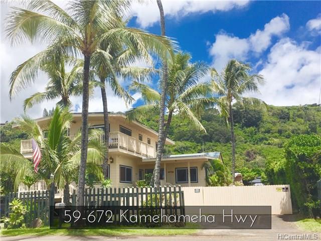 59-672   Kamehameha Highway, HALEIWA