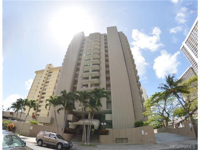 311 Ohua Avenue #1401A, HONOLULU