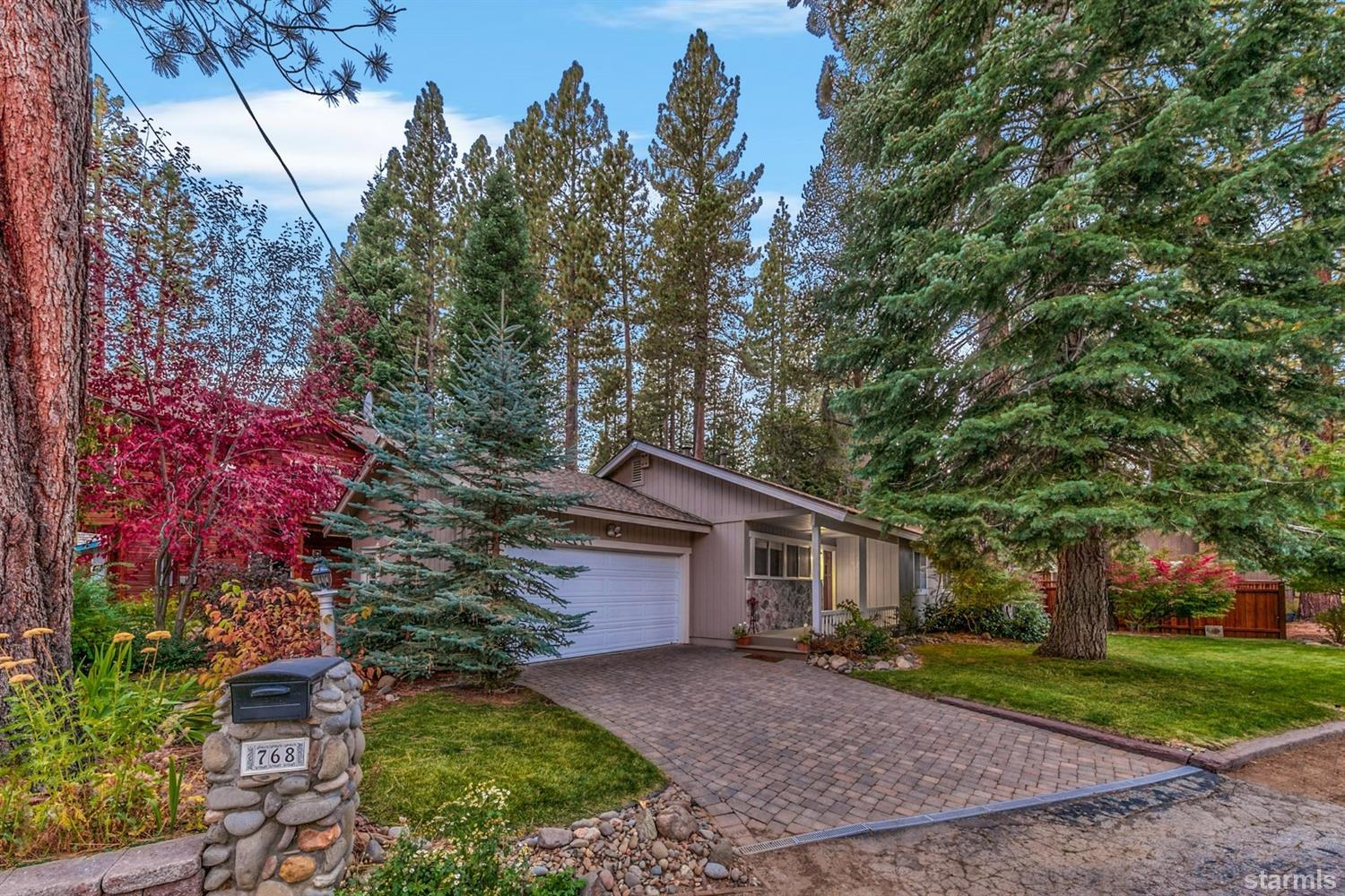 768  Michael Drive, SOUTH LAKE TAHOE