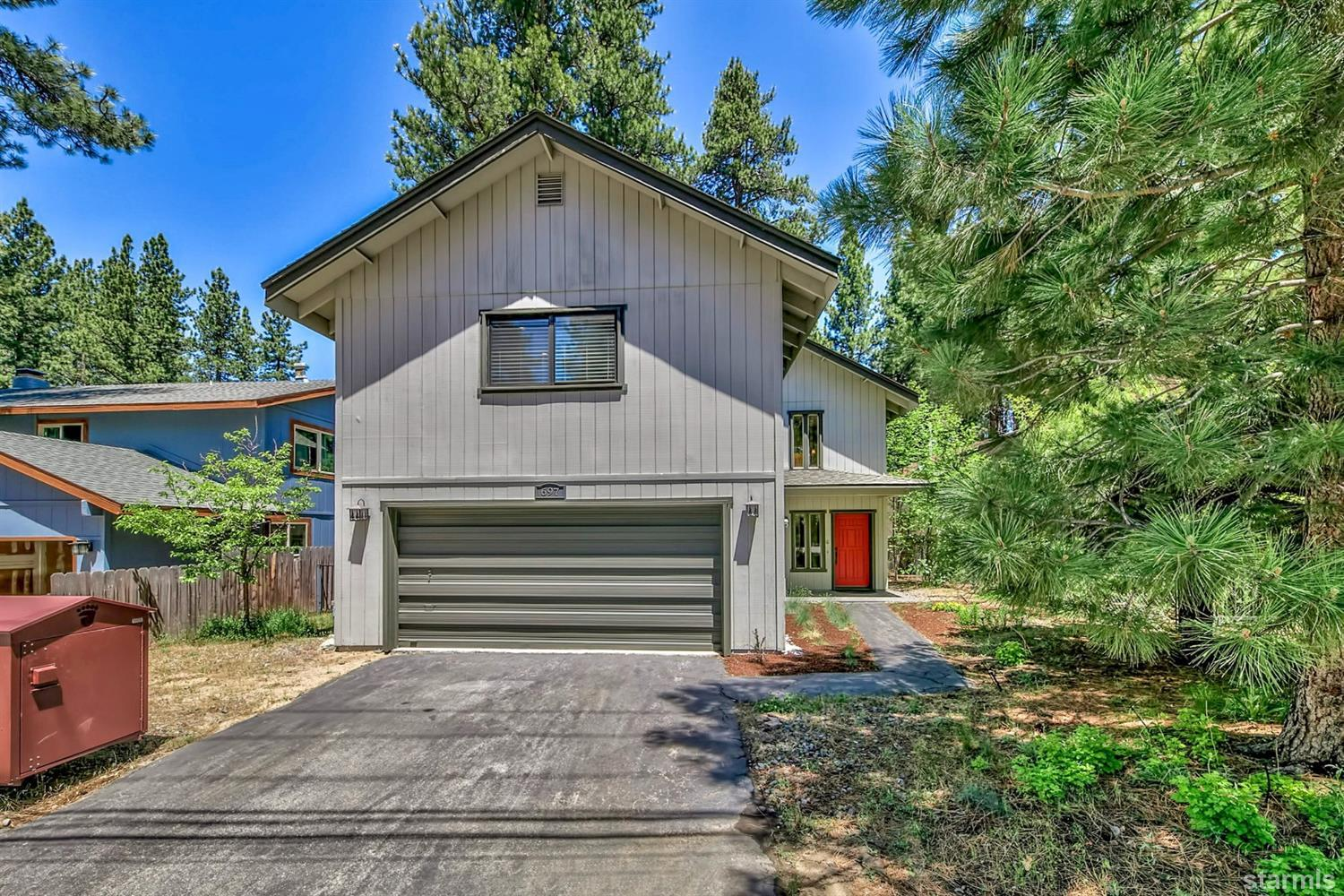 697  San Francisco Avenue, SOUTH LAKE TAHOE