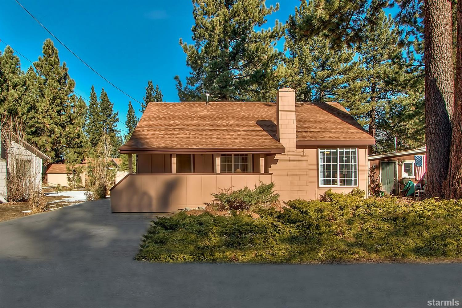 941  Brockway Avenue, SOUTH LAKE TAHOE