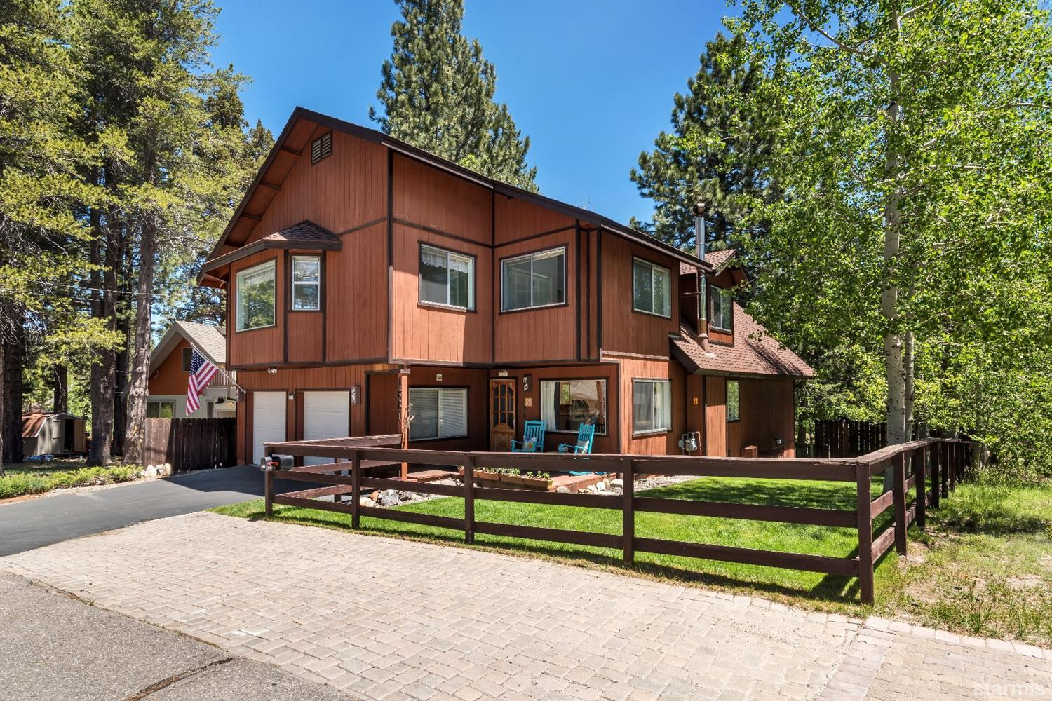 1661  Choctaw Street, SOUTH LAKE TAHOE