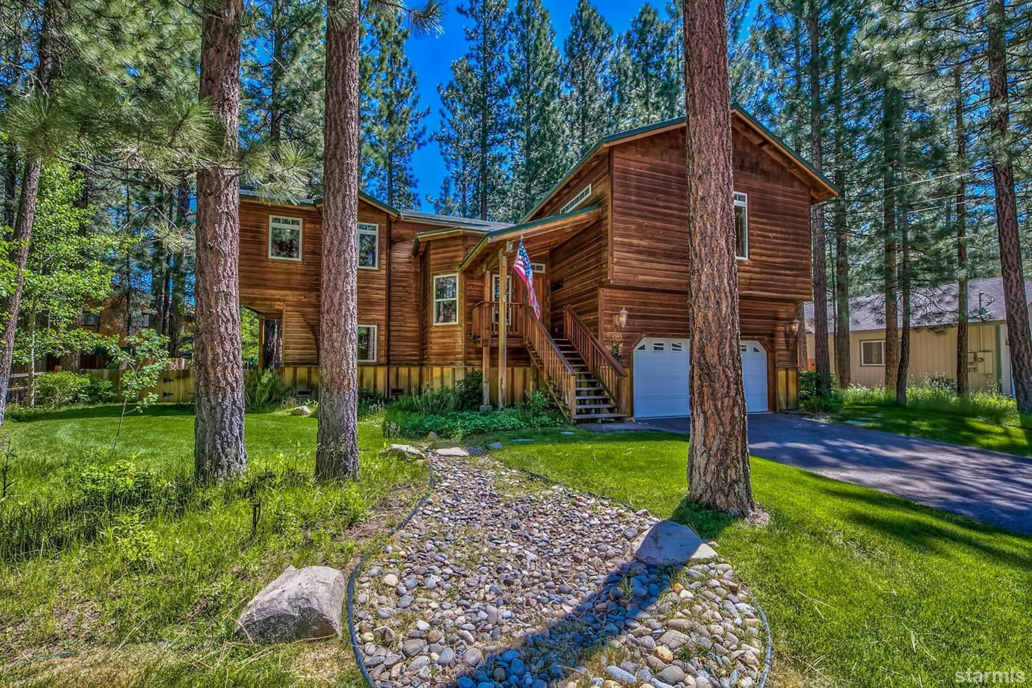 1355  Angora Lake Road, SOUTH LAKE TAHOE