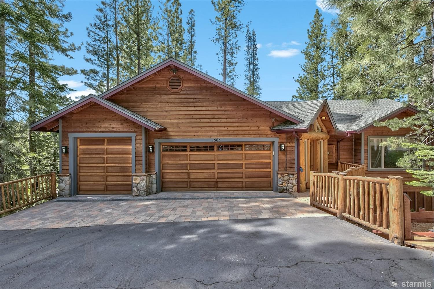 1505  Cree Street, SOUTH LAKE TAHOE