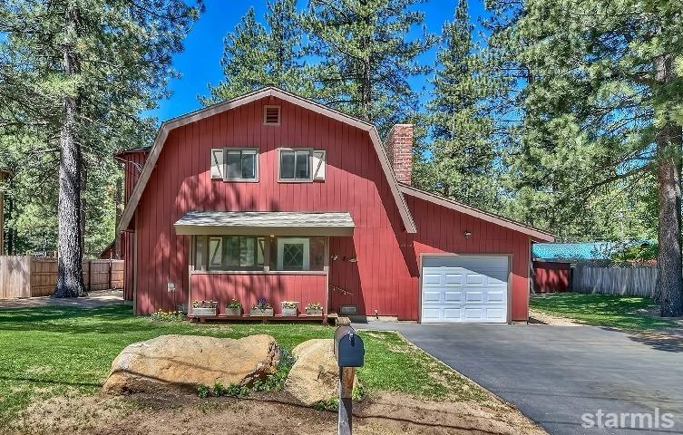 2812  Santa Claus Drive, SOUTH LAKE TAHOE
