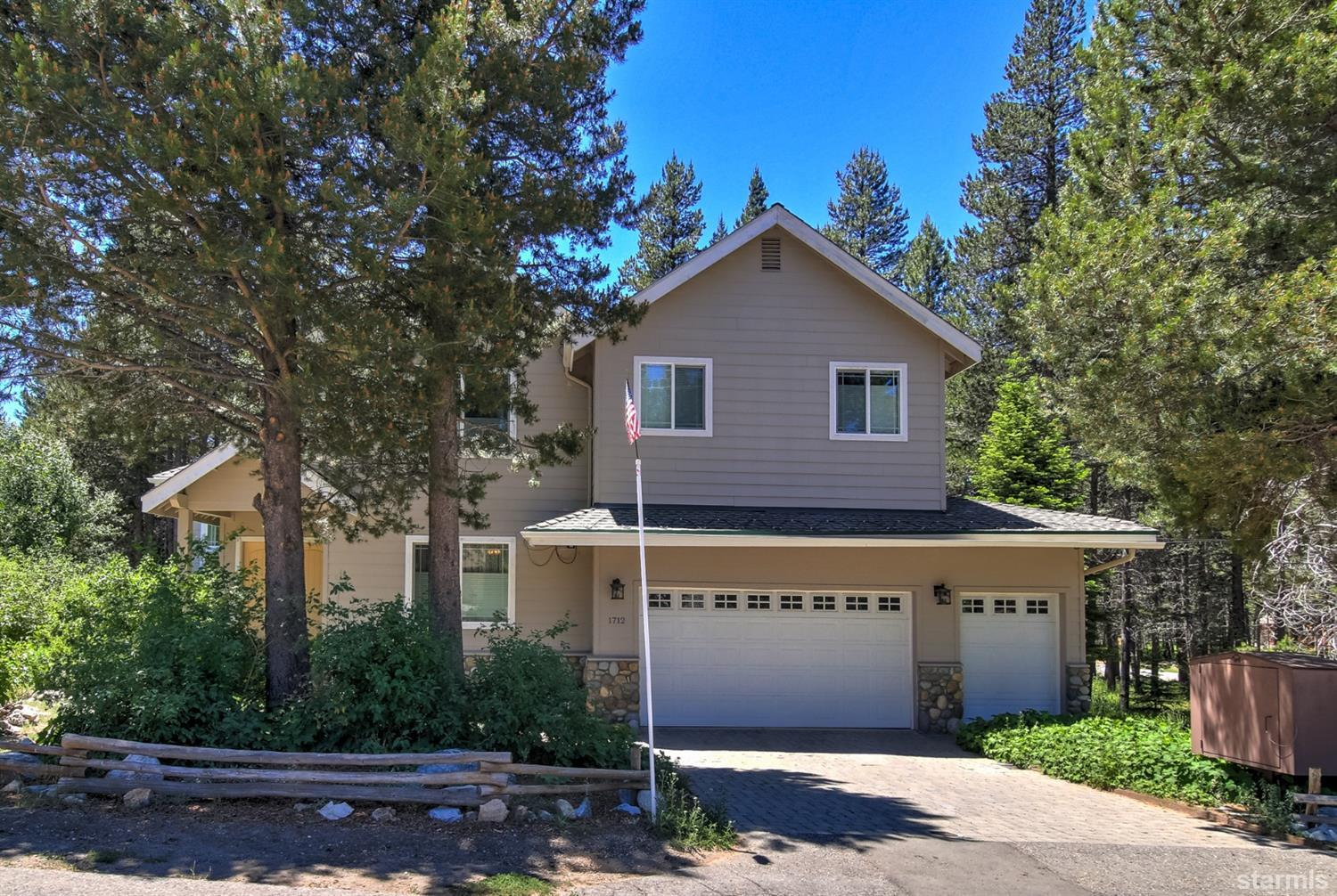 1712  Arrowhead Avenue, SOUTH LAKE TAHOE