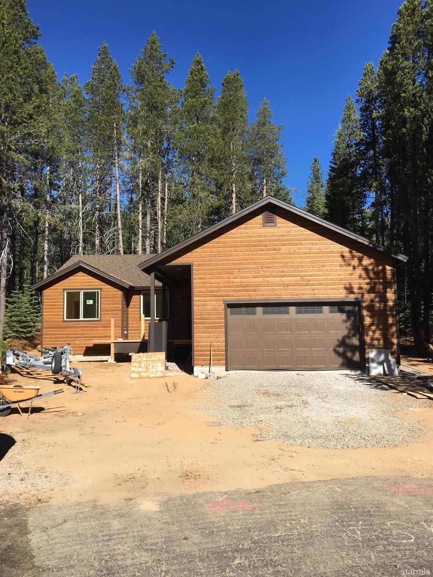 1526  Lunn Court, SOUTH LAKE TAHOE