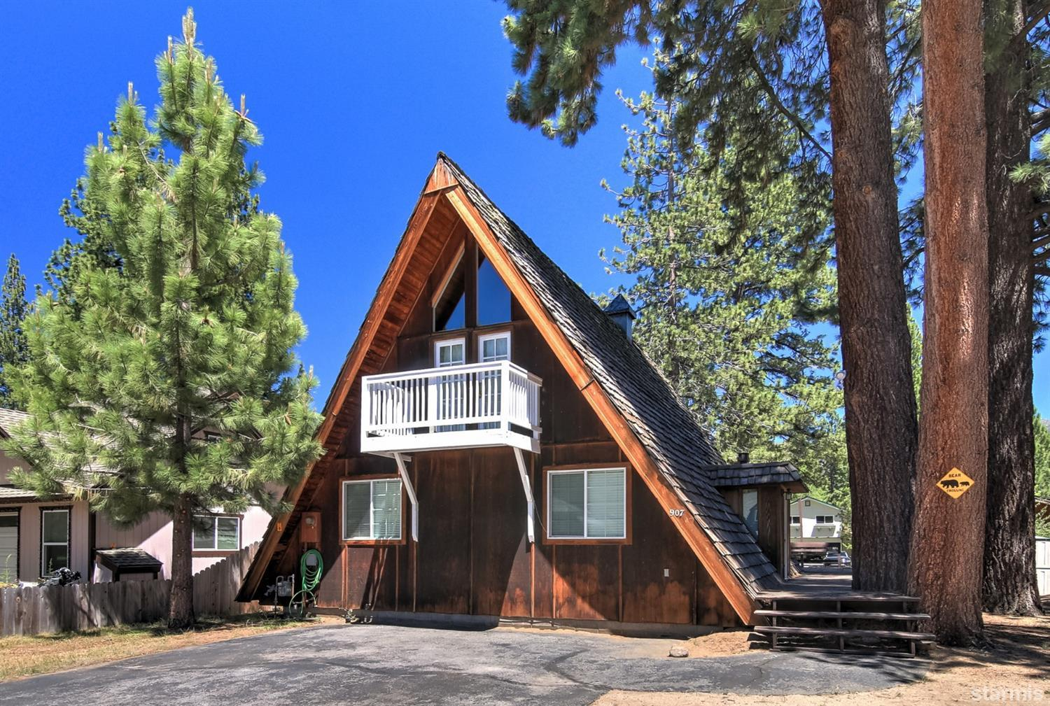 907  Creekwood Drive, SOUTH LAKE TAHOE