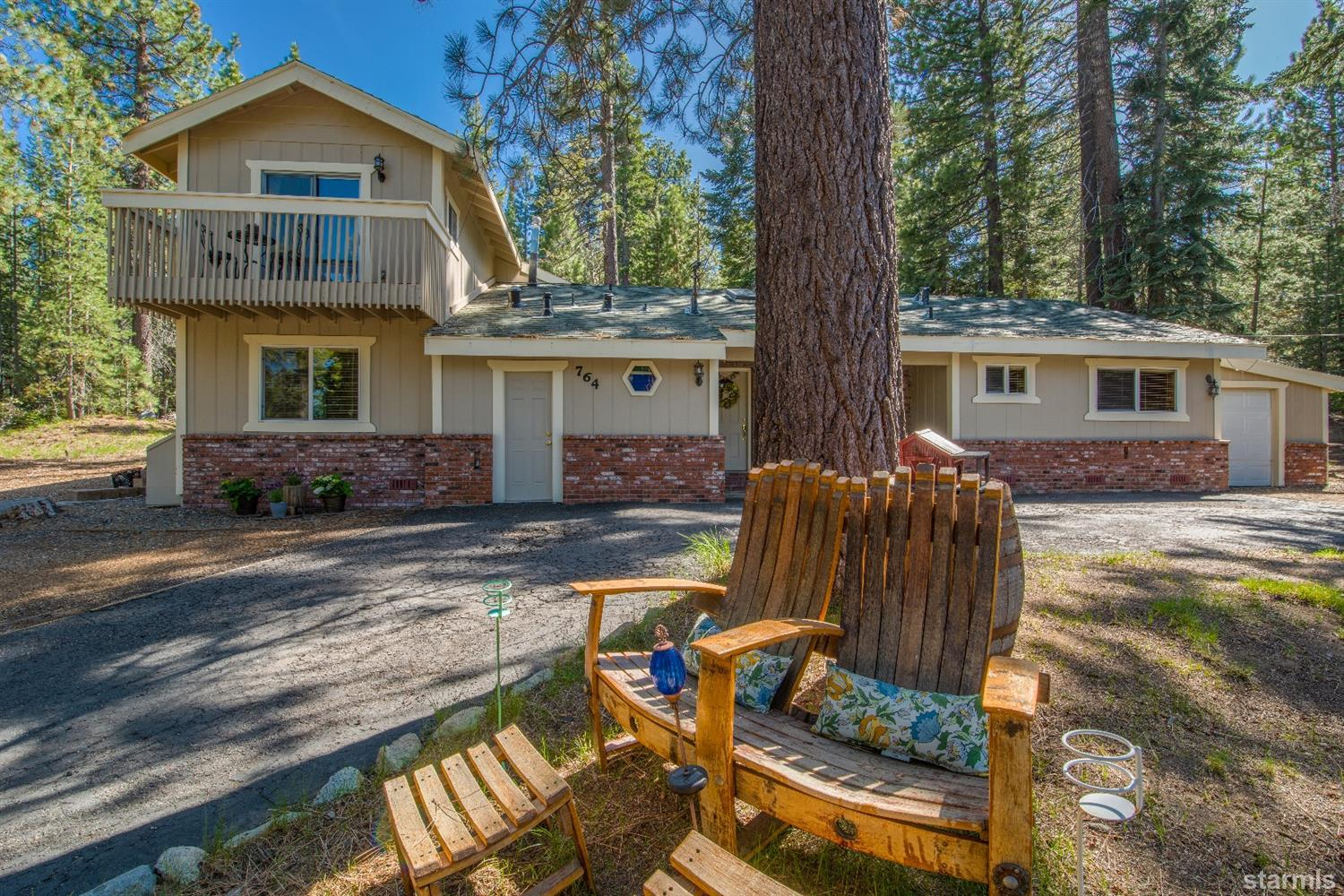 764  Algonquin Court, SOUTH LAKE TAHOE