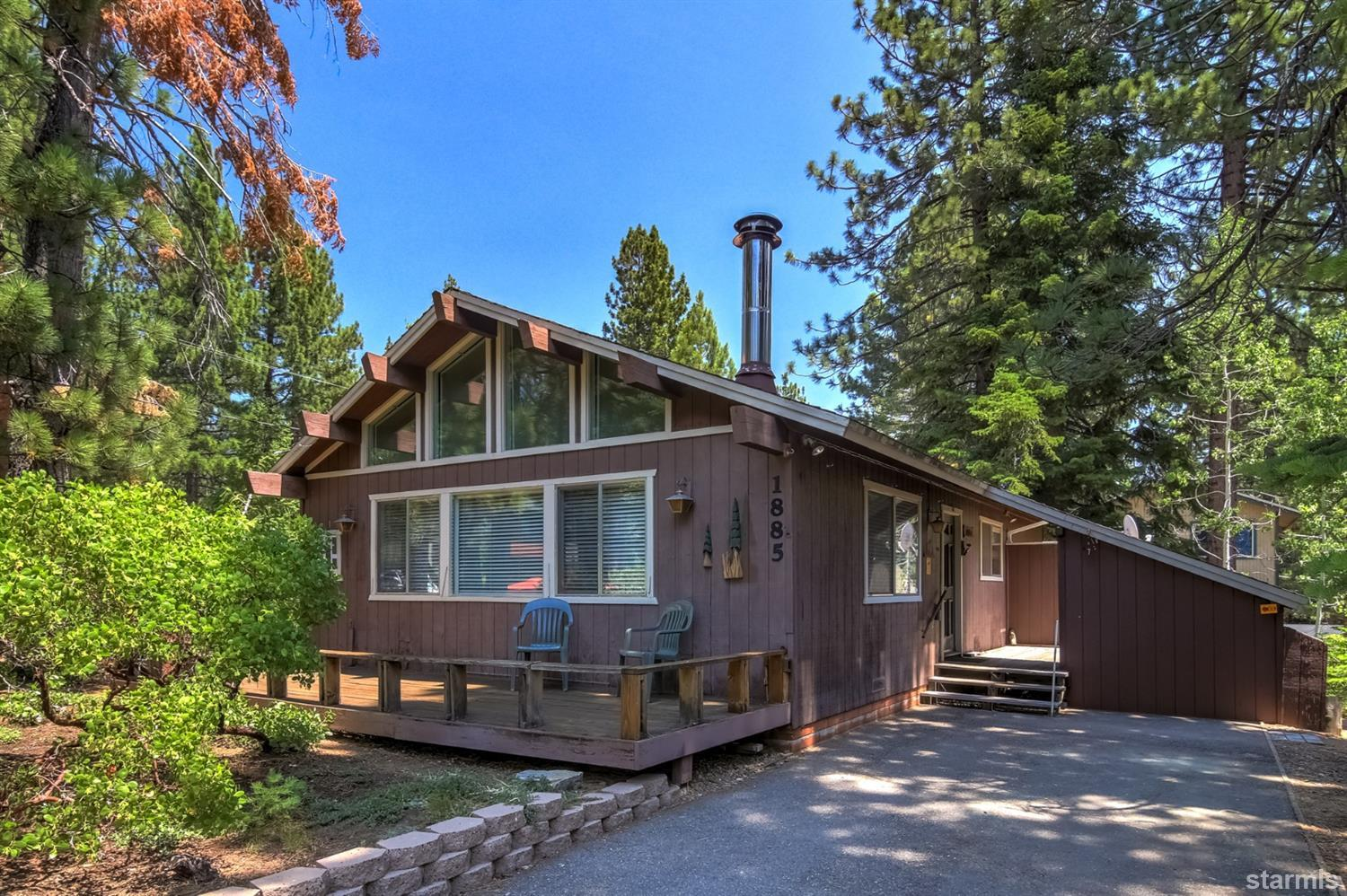 1885  Koyukon Drive, SOUTH LAKE TAHOE