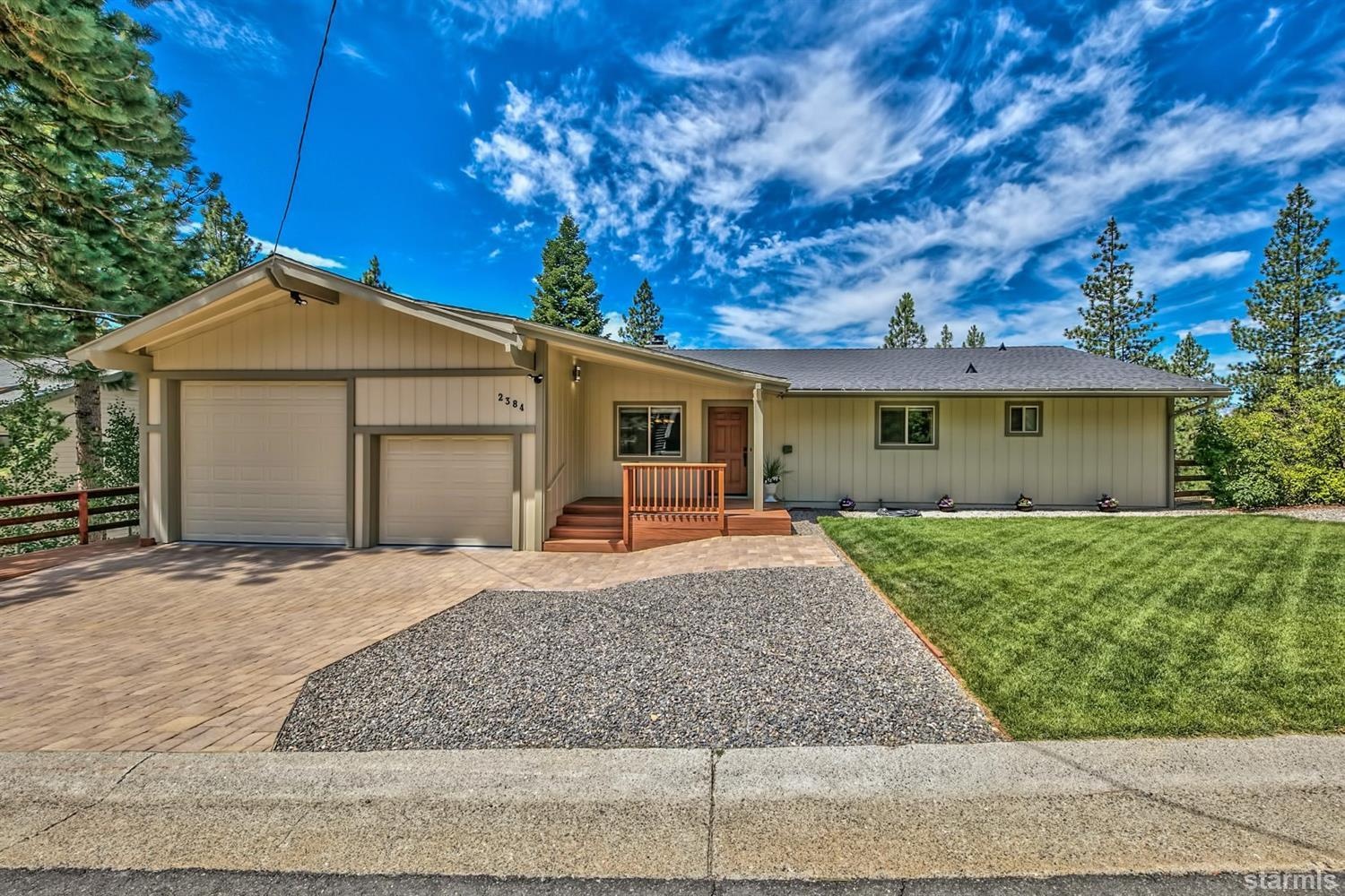 2384  Lupine Trail, SOUTH LAKE TAHOE