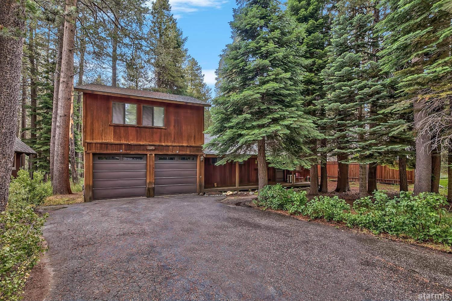 1189 Sioux Street, SOUTH LAKE TAHOE