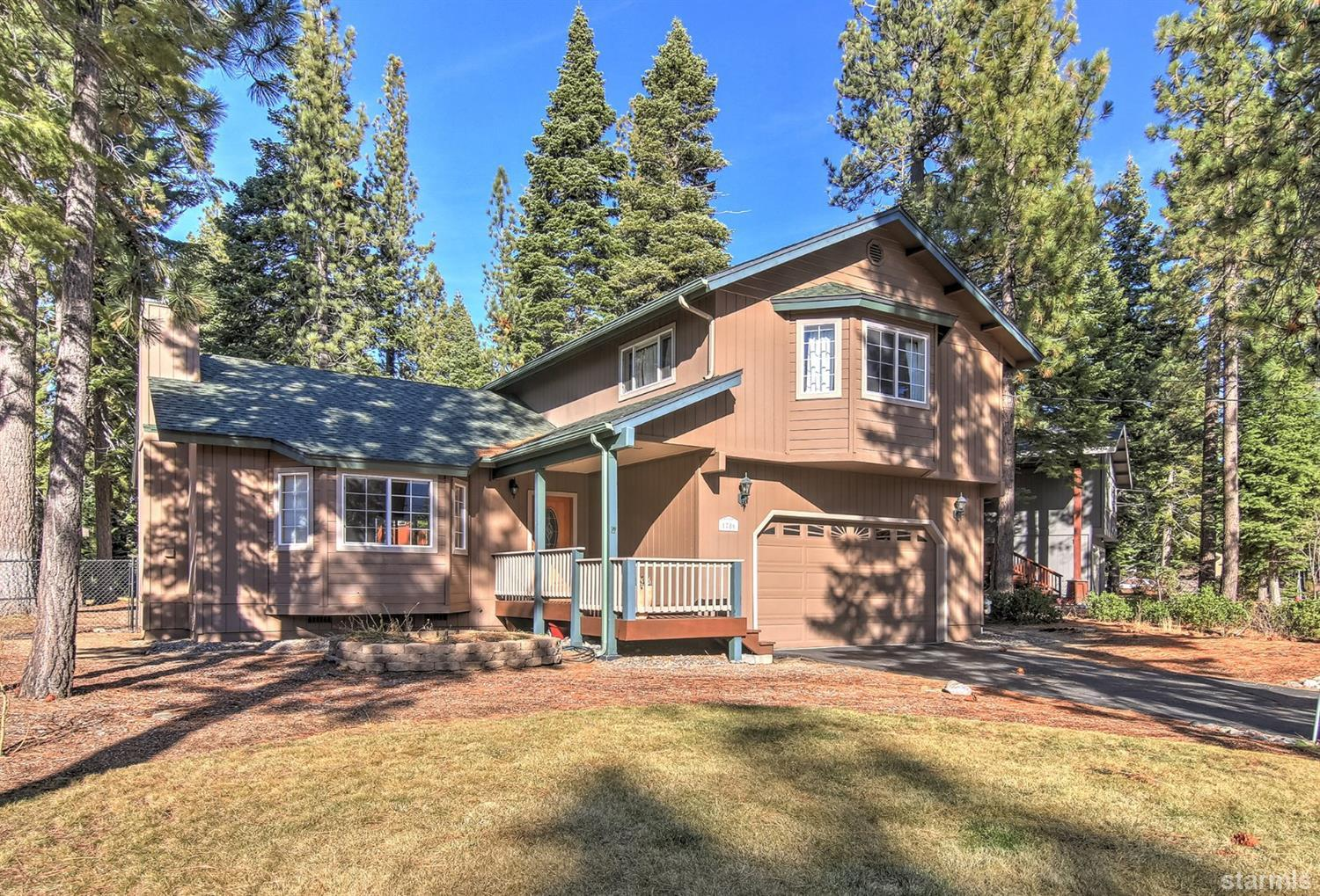 1786  Skyline Drive, SOUTH LAKE TAHOE