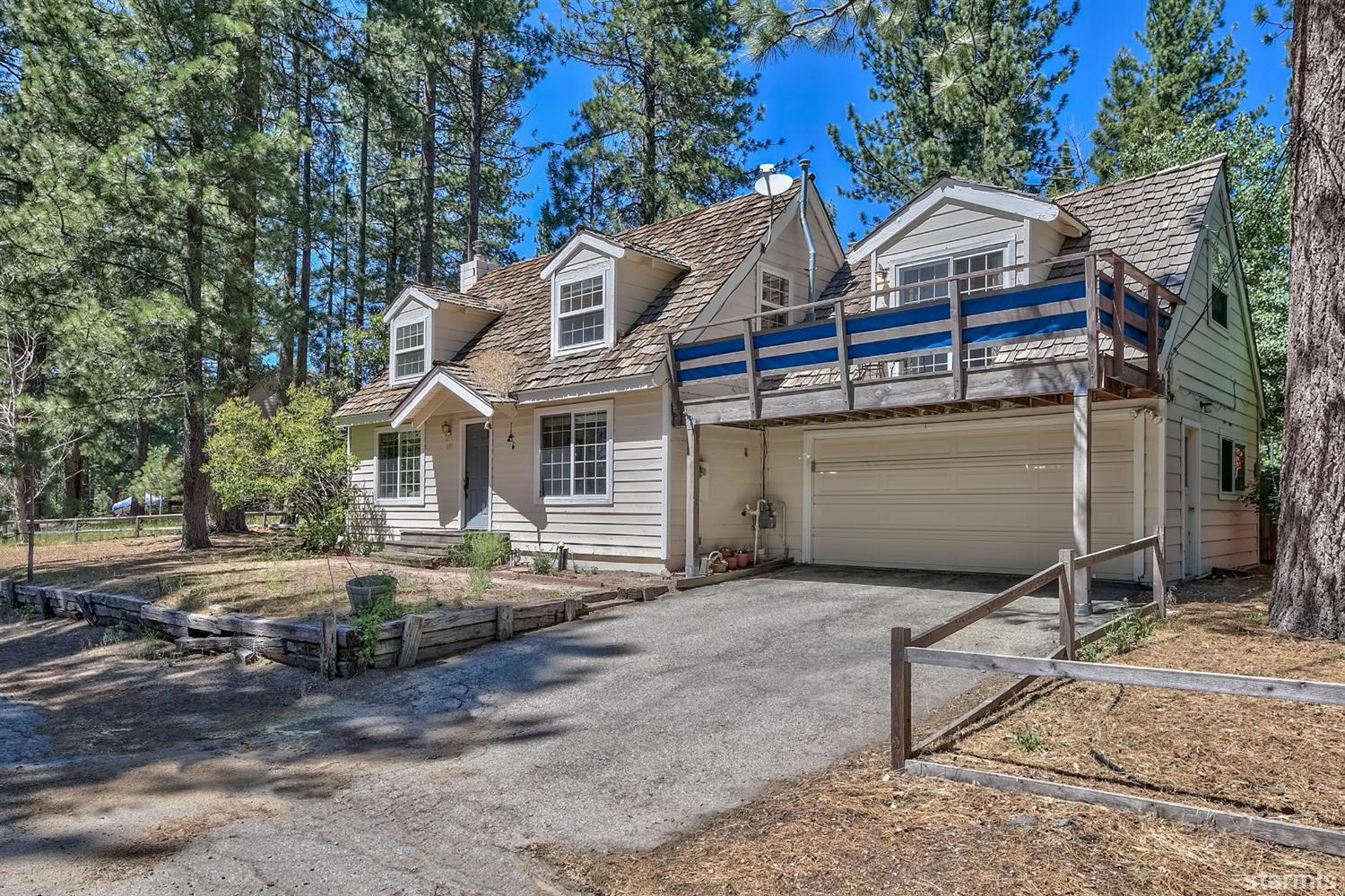 691  El Dorado Avenue, SOUTH LAKE TAHOE