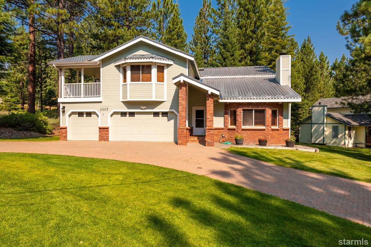 1117  Golden Bear Trail, SOUTH LAKE TAHOE