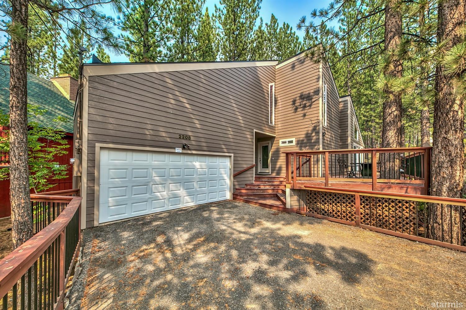 2208  Toiyabe Trail, SOUTH LAKE TAHOE