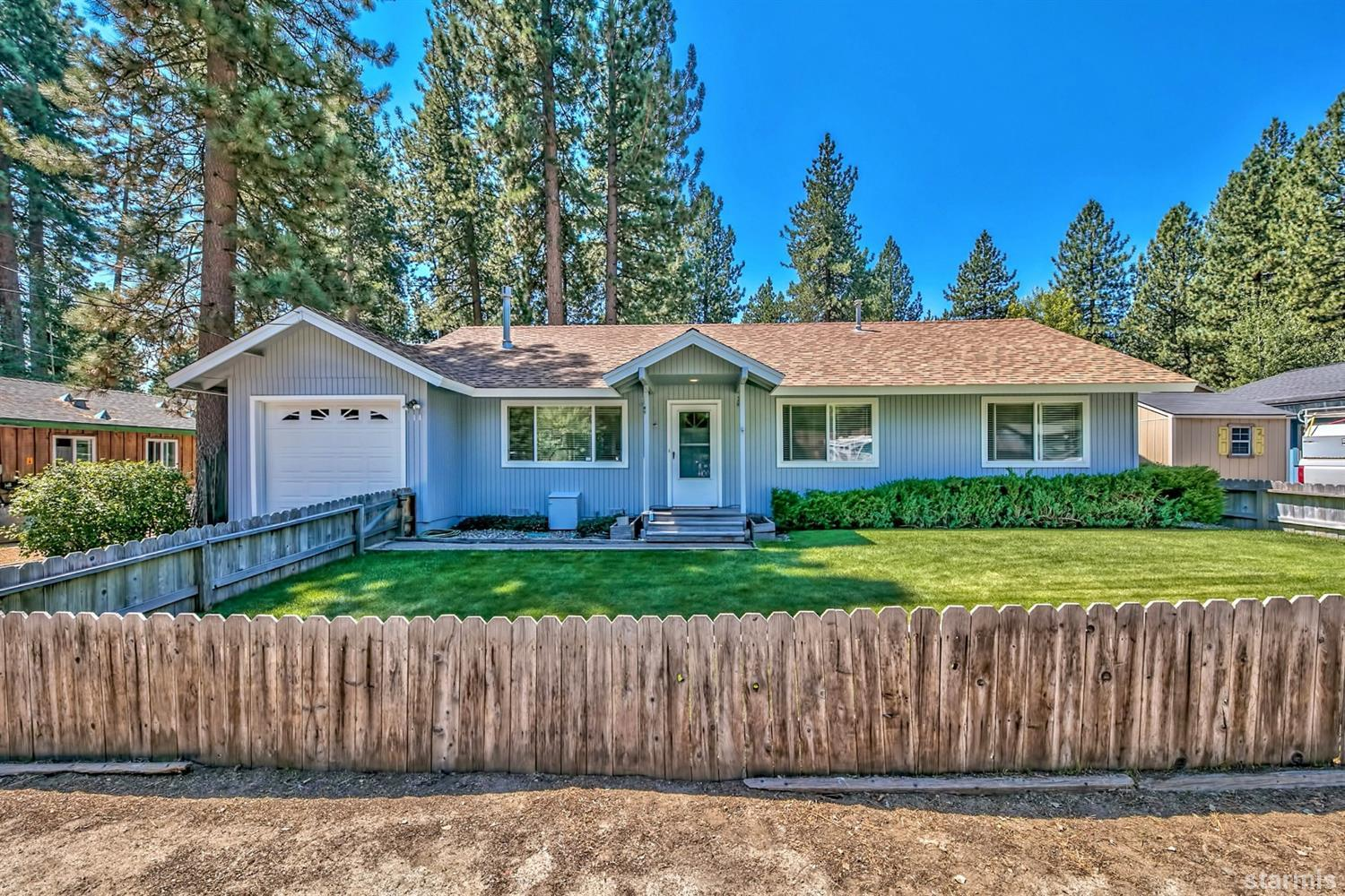 914  Lapham Drive, SOUTH LAKE TAHOE