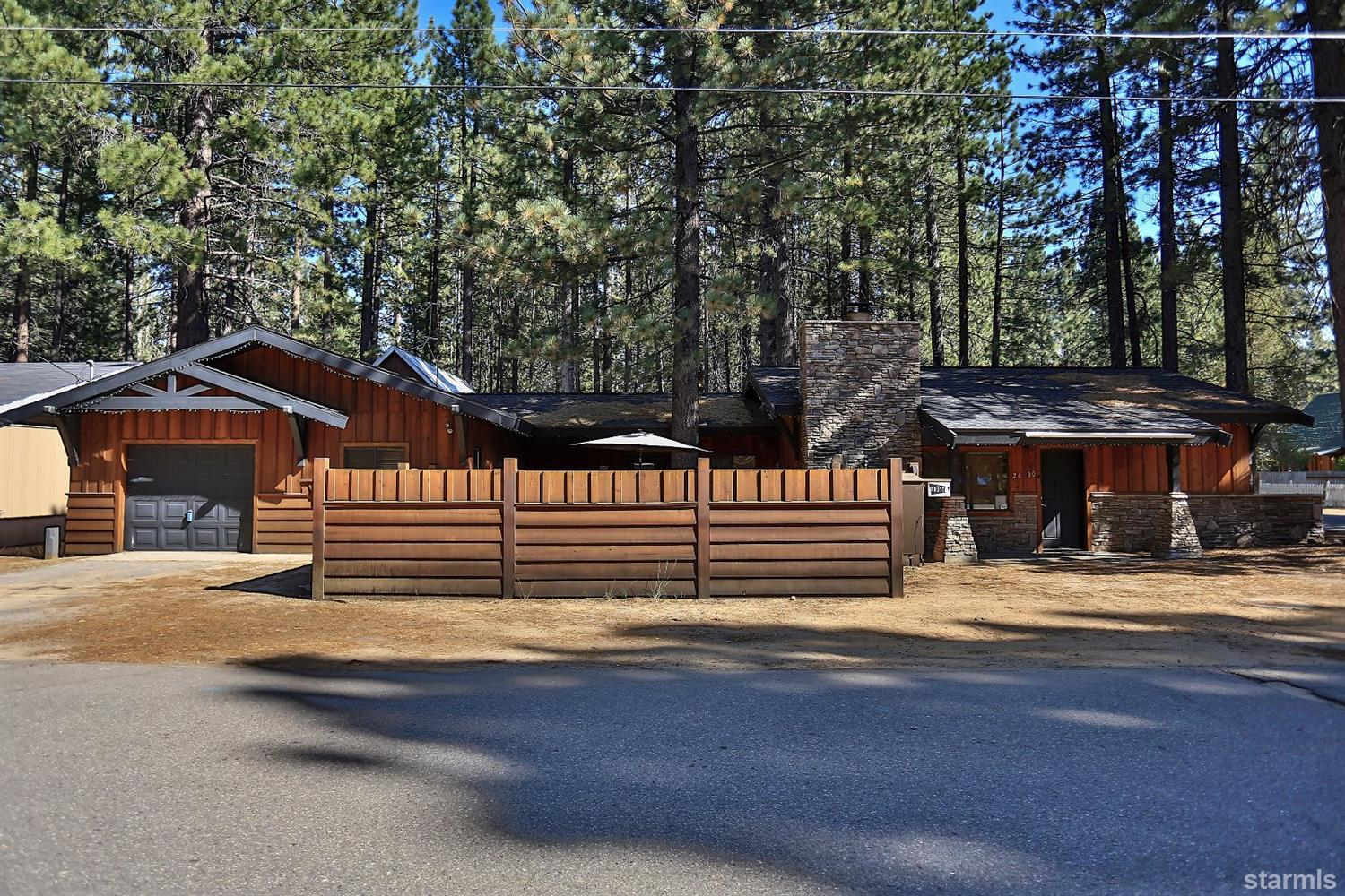 2600  Bertha Avenue, SOUTH LAKE TAHOE