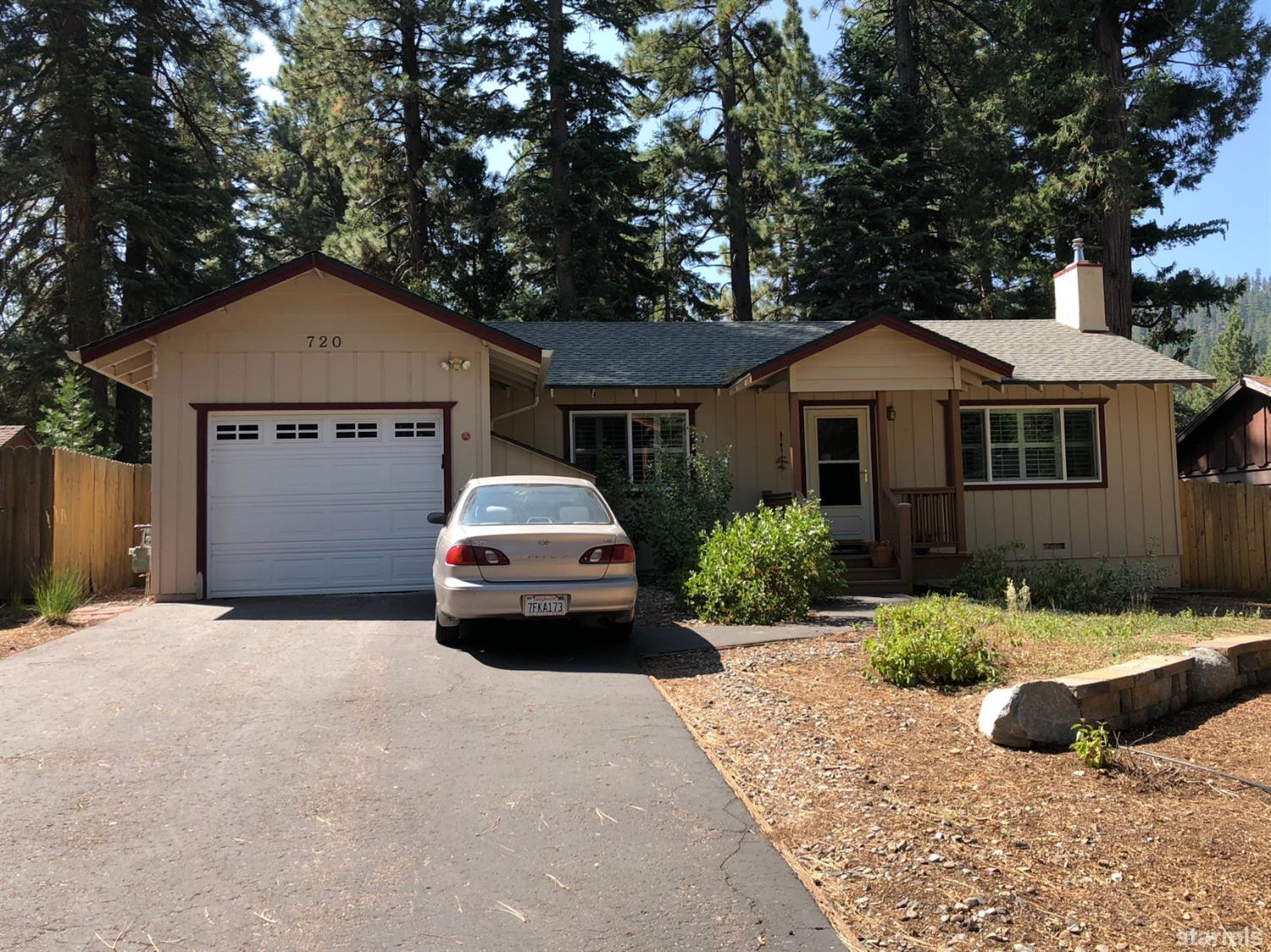 720 Wentworth Lane, SOUTH LAKE TAHOE