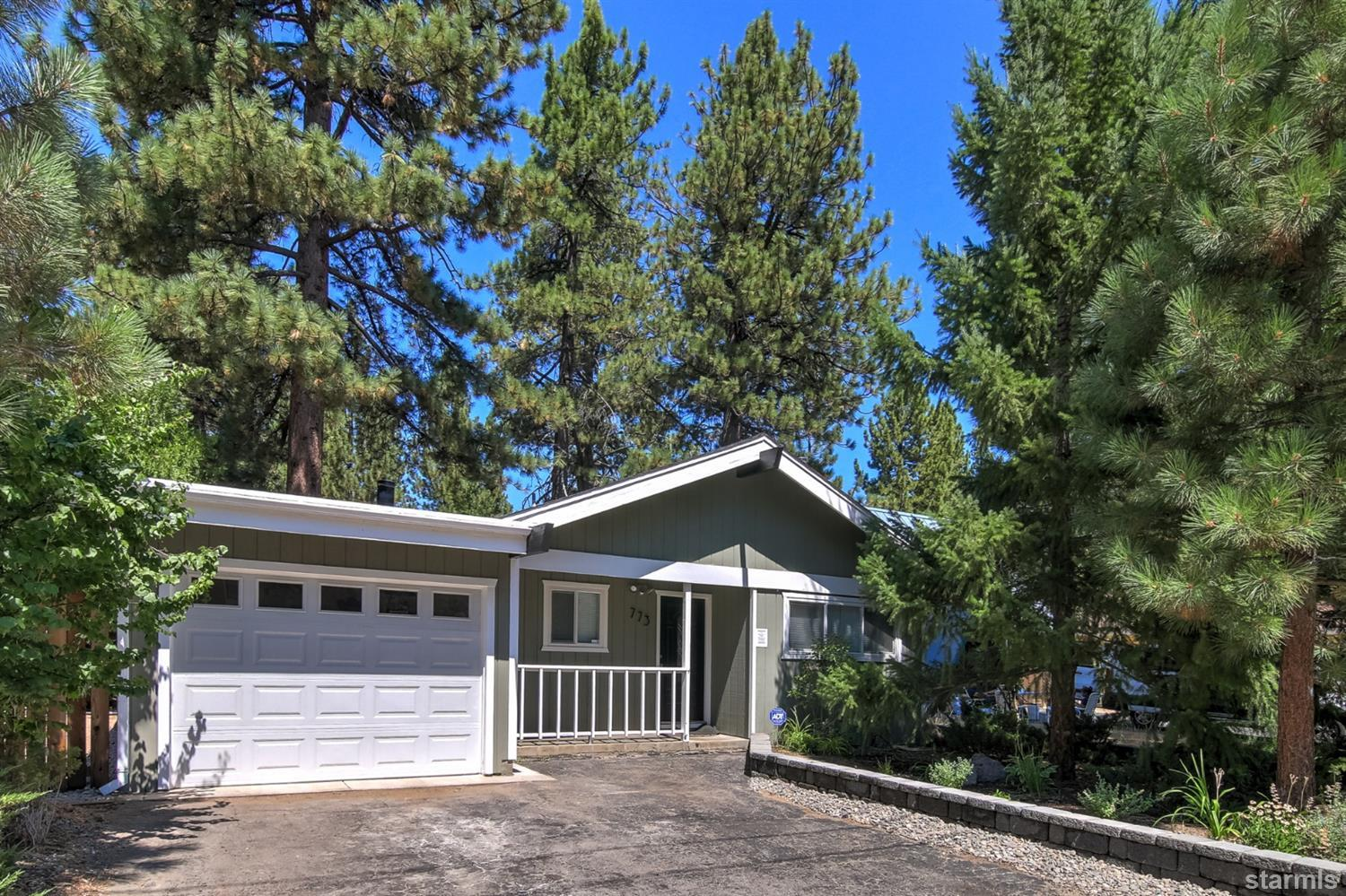 773  Tallac Avenue, SOUTH LAKE TAHOE