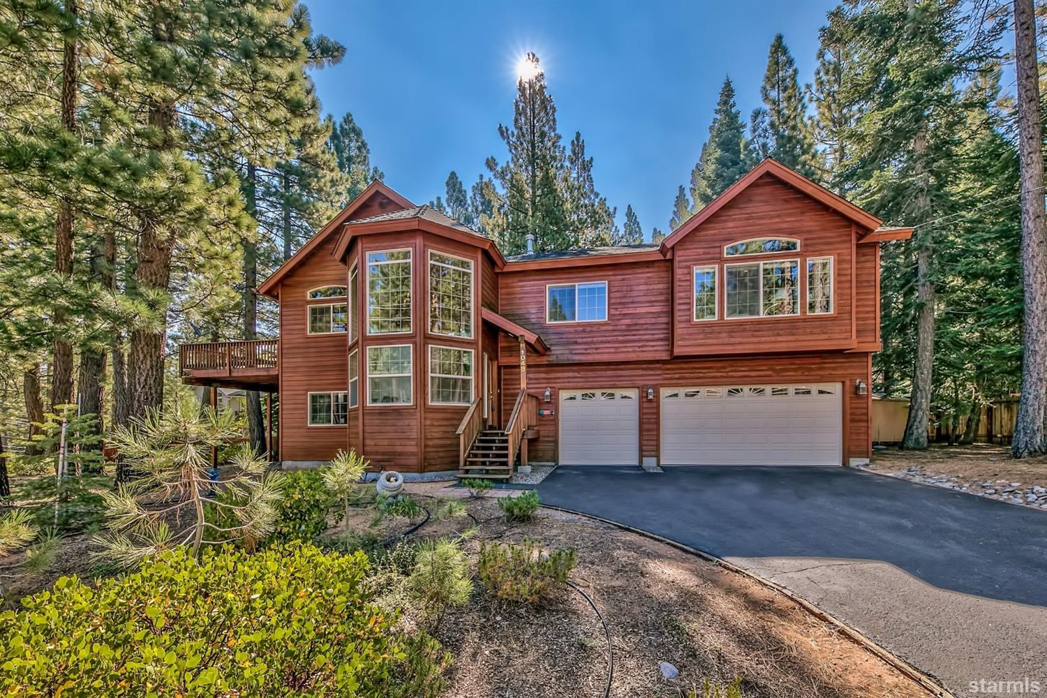 1048  Golden Bear Trail, SOUTH LAKE TAHOE