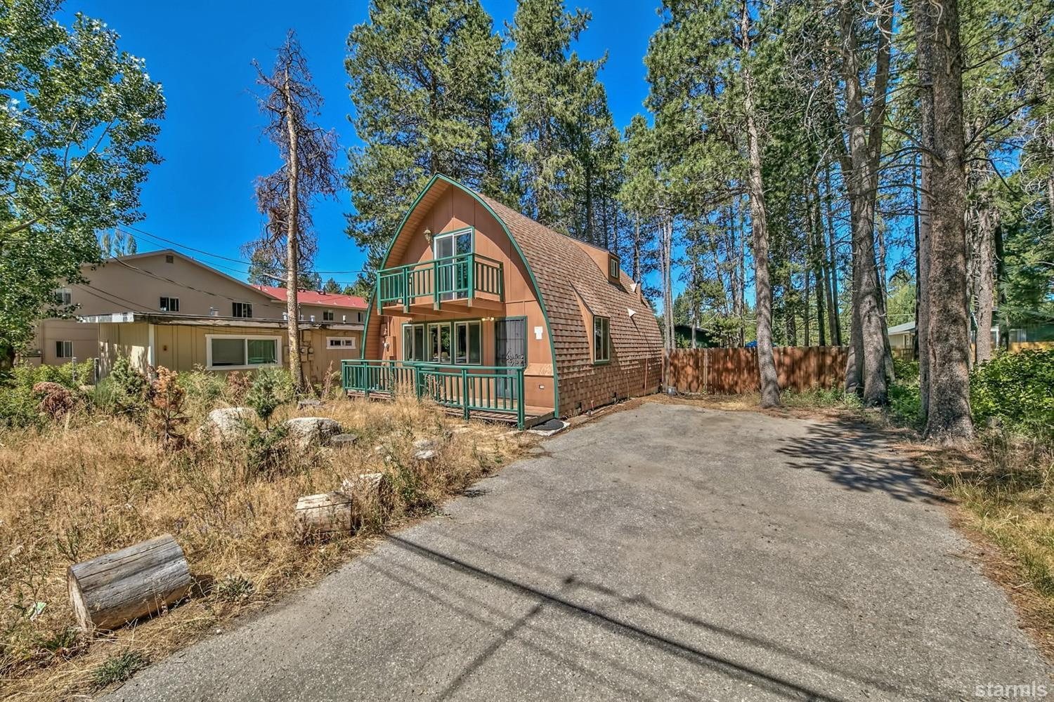3769  Paradise Avenue, SOUTH LAKE TAHOE