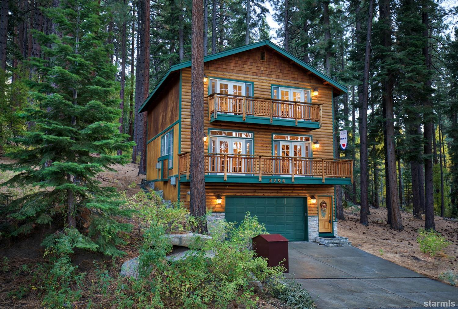 3796  Regina Road, SOUTH LAKE TAHOE