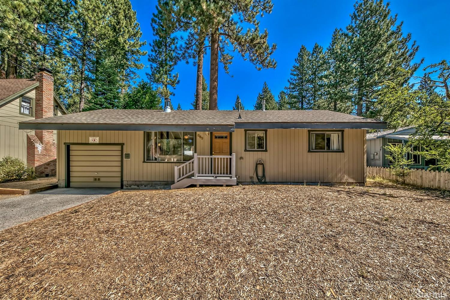 869  Secret Harbor Drive, SOUTH LAKE TAHOE