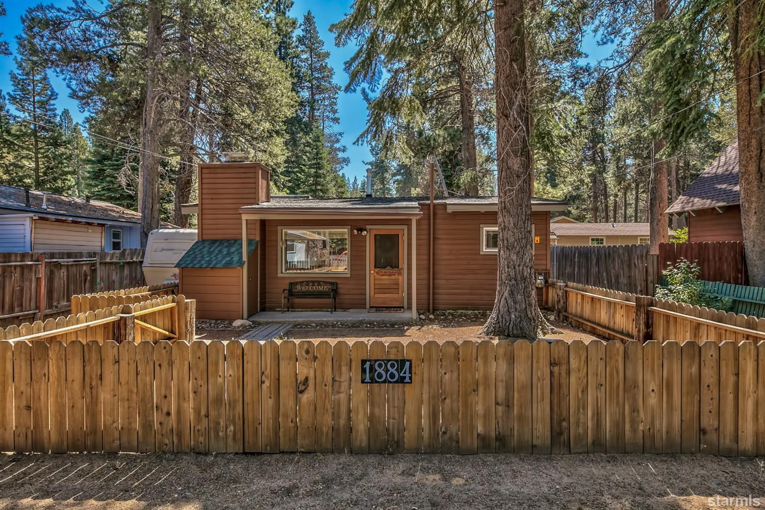 1884  Delta Street, SOUTH LAKE TAHOE