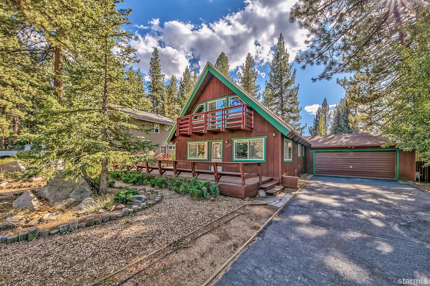 1584  Plateau Circle, SOUTH LAKE TAHOE