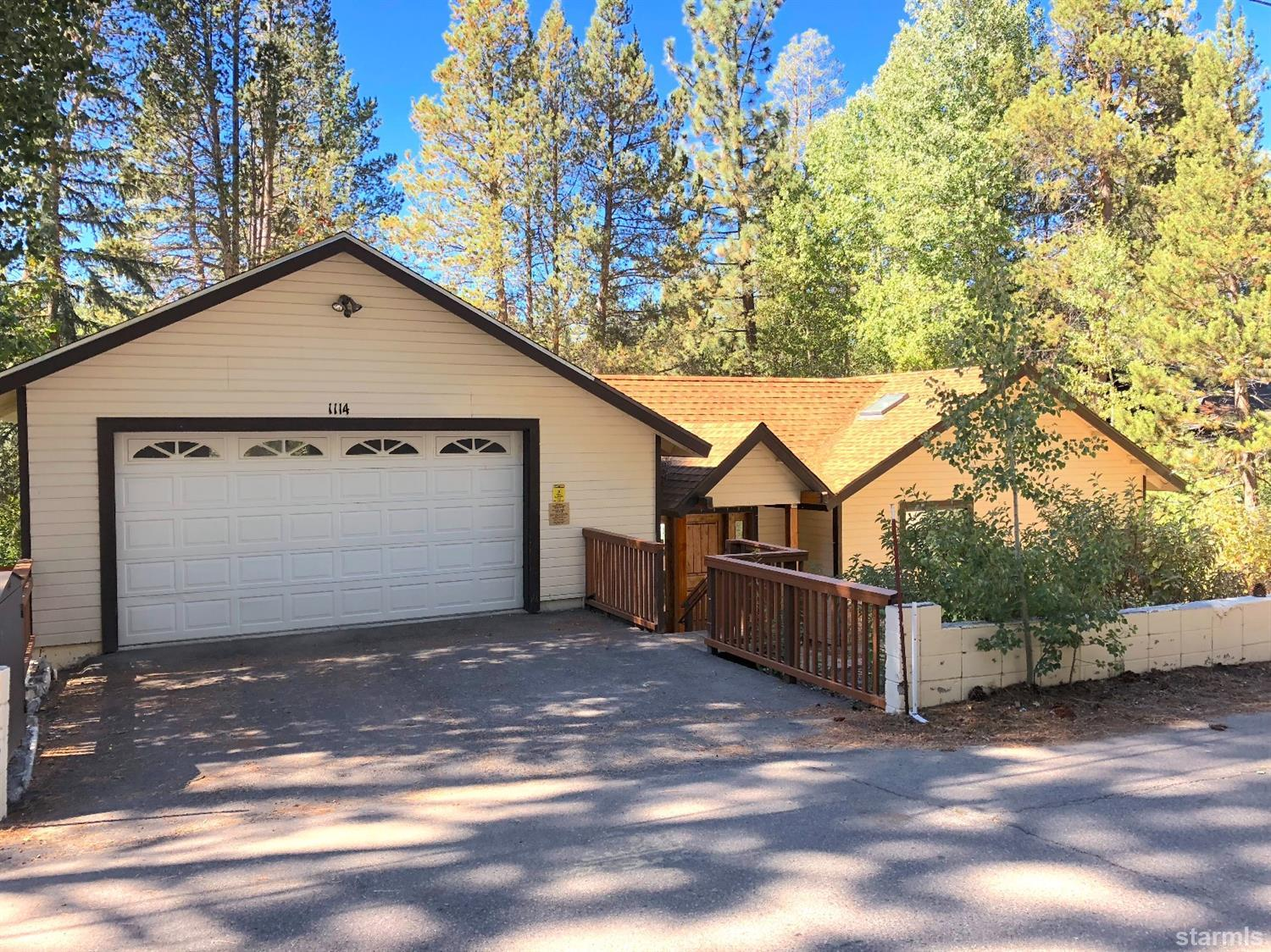 1114 Fairway Avenue, SOUTH LAKE TAHOE
