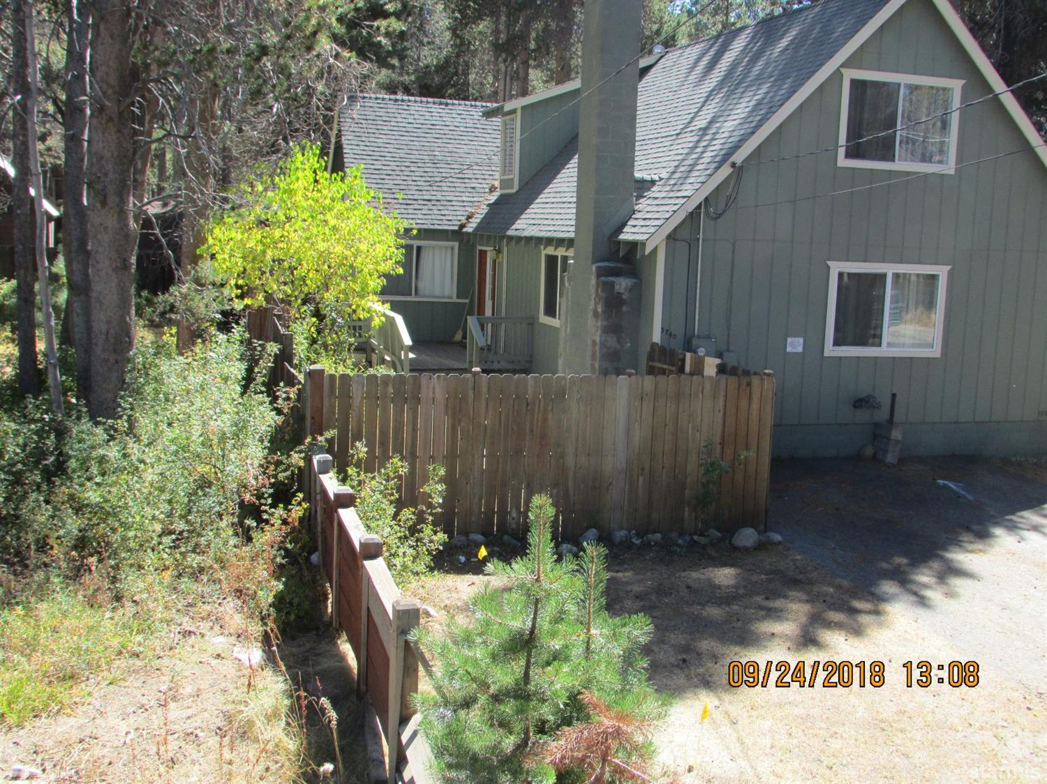 3740 Forest Avenue, SOUTH LAKE TAHOE