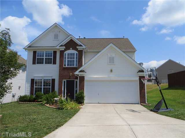 802 Celtic Crossing Drive, HIGH POINT, NC 27265