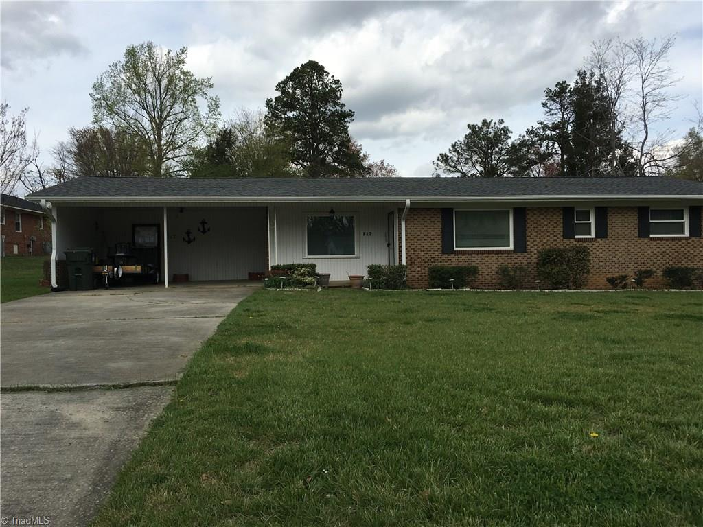 117   Lakeview Circle, THOMASVILLE