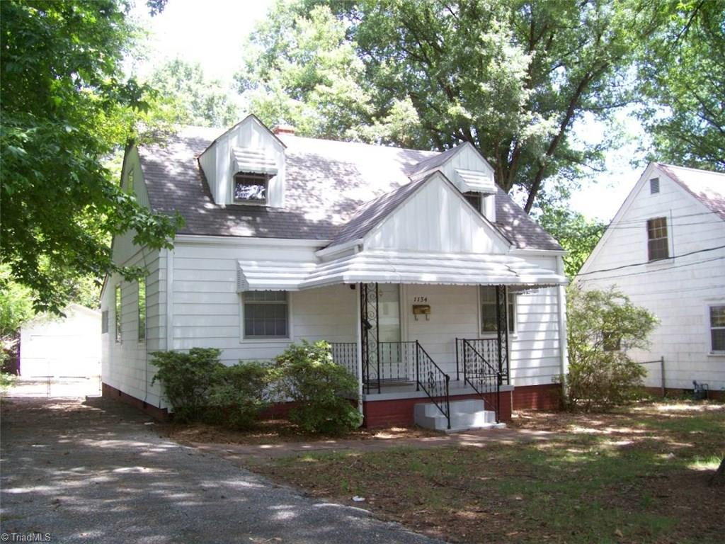 1134 Parish Street, GREENSBORO, 27408, NC