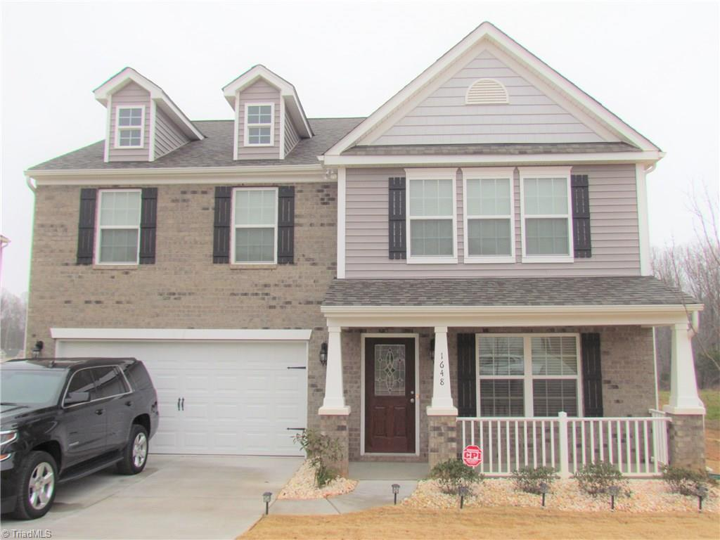 1648   Haddington Point Drive, KERNERSVILLE