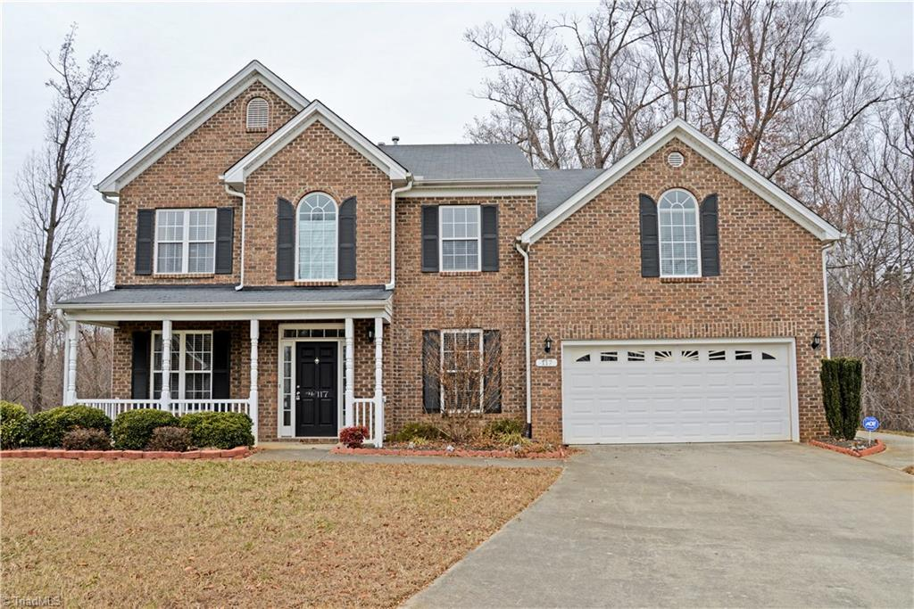 117   High Creek Court, KERNERSVILLE