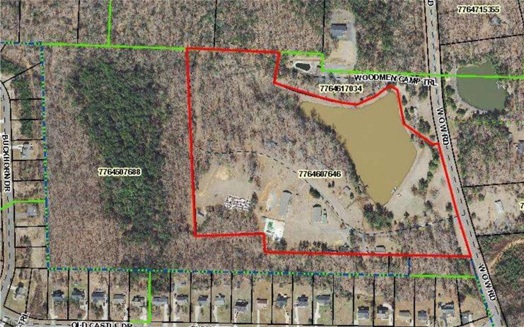 633   Woodman Camp Trail, RANDLEMAN