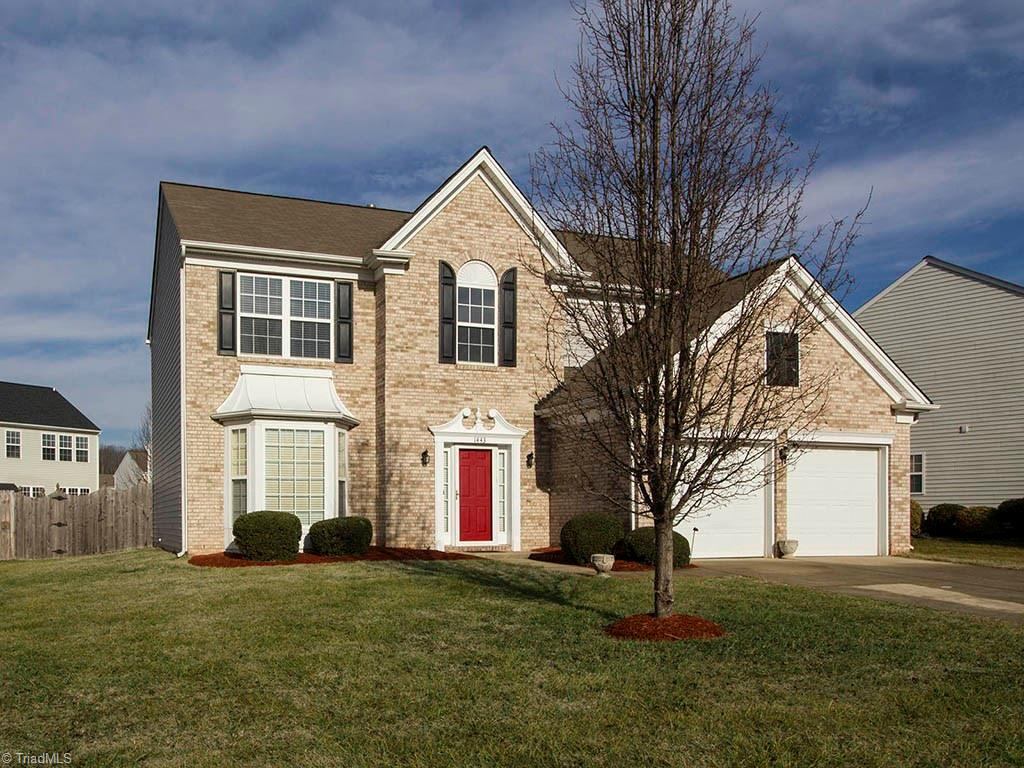 1443   Cantwell Court, HIGH POINT